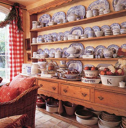 How to Create a Keeping Room in your home