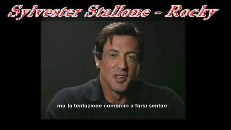 Sylvester Stallone la vera Storia - Rocky