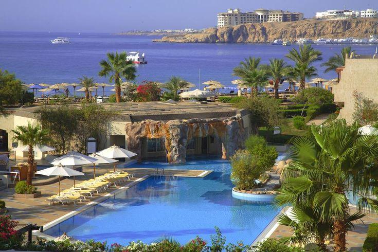 Hotel Sharm El Sheikh Marriott Resort - Sharm El Sheik #HotelDirect info…