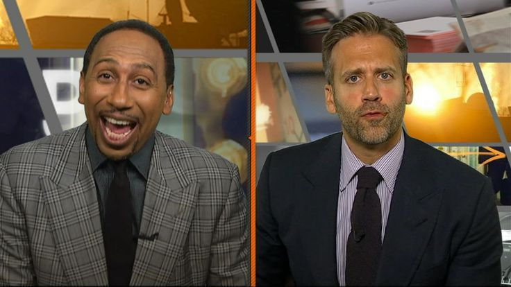 Stephen A. Smith and Max Kellerman get into a fiery back-and-forth about LeBron James chances of taking down Kevin Durant this season.