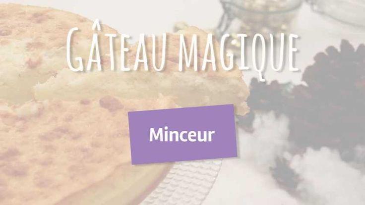 Recette de Gâteau magique au chocolat noir sans sucre. Facile et rapide à réaliser, goûteuse et diététique. Ingrédients, préparation et recettes associées.
