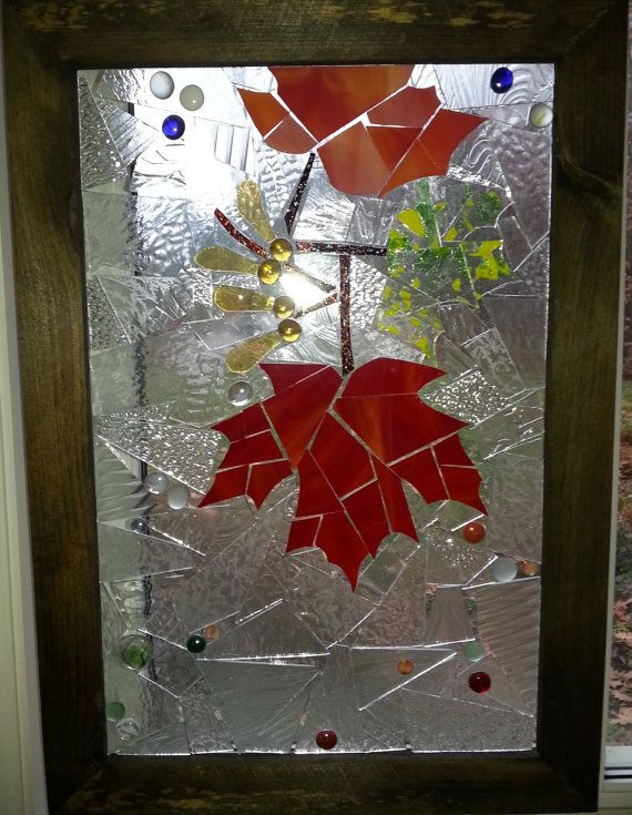 tempered glass mosaic instructions