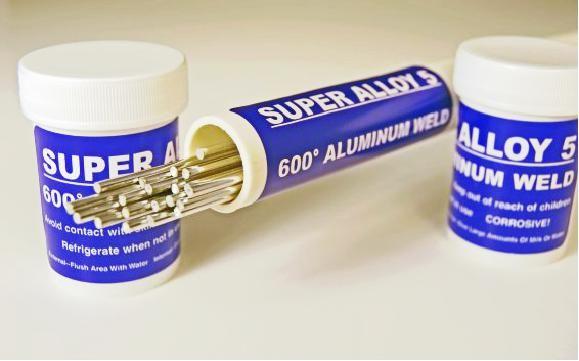 Super Alloy 5 Aluminum Welding Rod