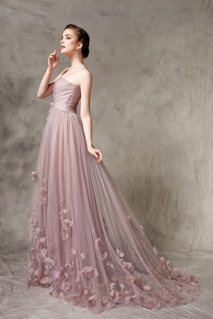 wedding gowns stomacher long women elegant dinner toast