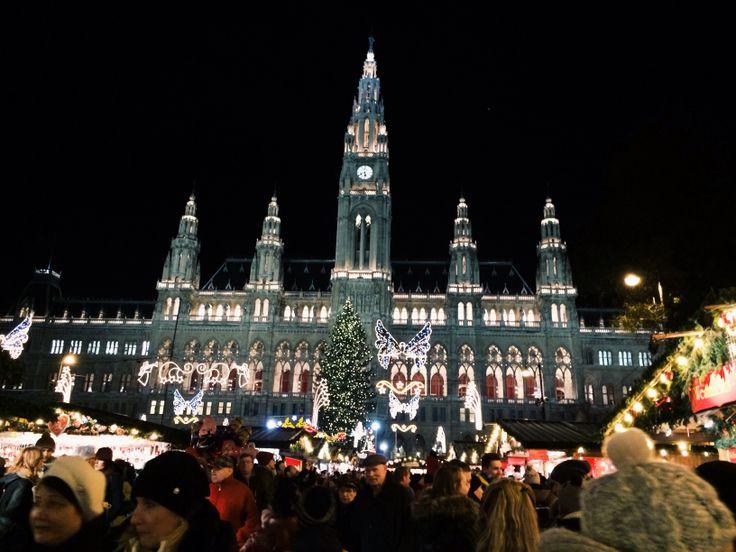 State hall in Rathaus, Vienna
