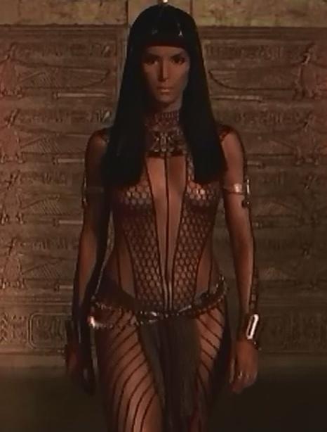 The Mummy Returns Anck Su Namun The Ancient World