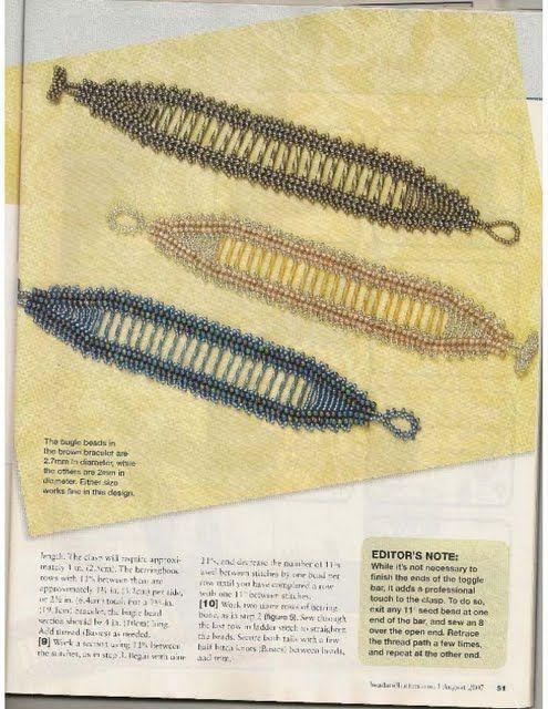 Album Archive | beads | Album, Bracelets, Beads