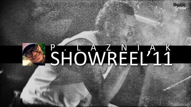 ShowReel'11 - Lazniak.com by lazniak.com. Main projects done by Pawel Lazniak in his nearly 10-year career worked on television programs and commercials, broadcast on stations such as:,  MTV EUROPE, MTV POLAND, VIVA, 4FUN.TV, EXTREME SPORTS CHANNEL, POLSAT, POLSAT SPORT, ESPN, TVN, TVN TURBO, TVN24, TVP INFO, TVP, TVP regional, DISCOVERY CHANNEL (USA) and also many other foreign.