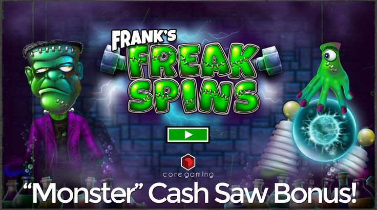 Spiele FrankS Freak Spins - Video Slots Online
