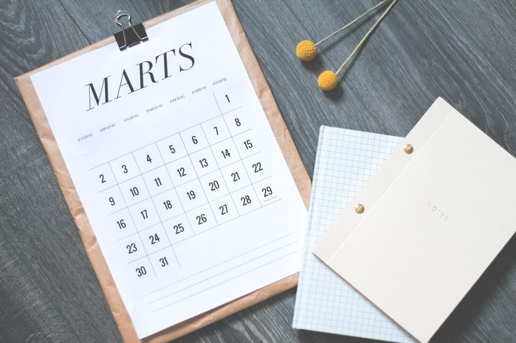CATHRINE FRIER: DIY kalender