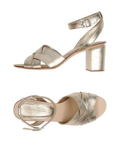 Scarpe Sposa Yoox.Roberto Del Carlo Women S Sandals Platinum 5 5 Us Sandals