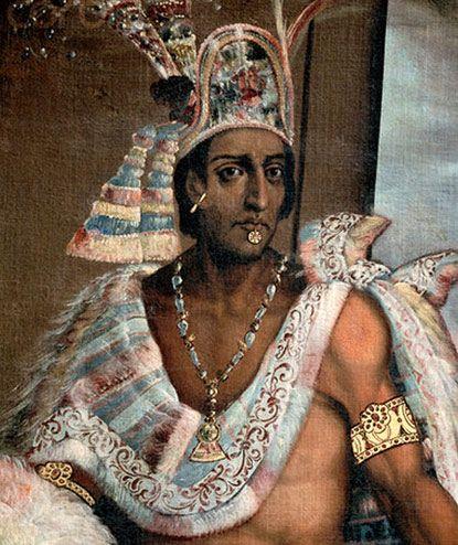 Image detail for -Los antecesores de Moctezuma