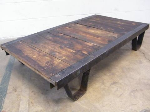 Columbus Architectural Salvage   Antique Industrial Factory Pallet
