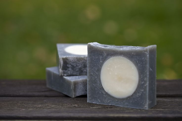 Full moon- charcoal face & body bar with lemony, herbaceous and woody aroma   #charcoal soap #detox #face #clenser by @nevenbodycare