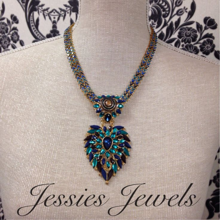 Love this gorgeous necklace from our SS15 collection