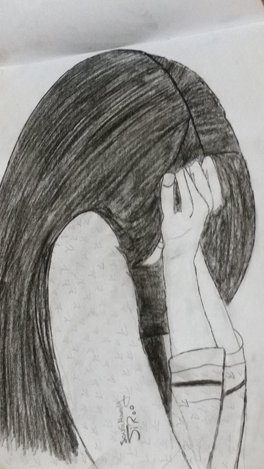 Drawing she girle