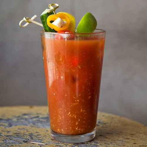 5 Last-Minute Cinco de Mayo Drinks -- bloody maria, michelada, rodriguez sour, margarita, spiced old fashioned