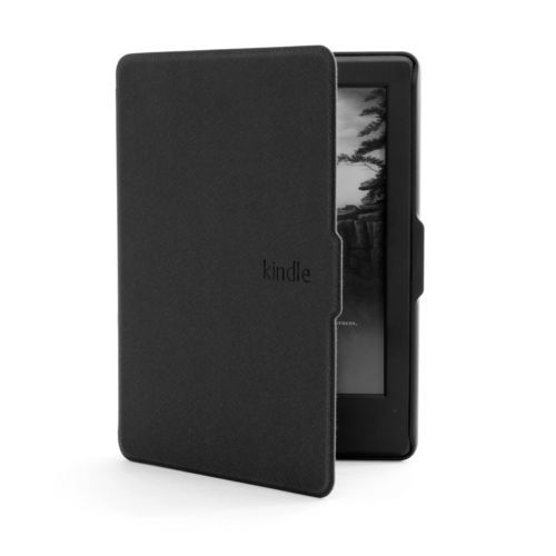 Ultra-Thin-Textured-Case-Cover-amp-Slim-Light-for-Amazon-Kindle-8th-Gen-2016