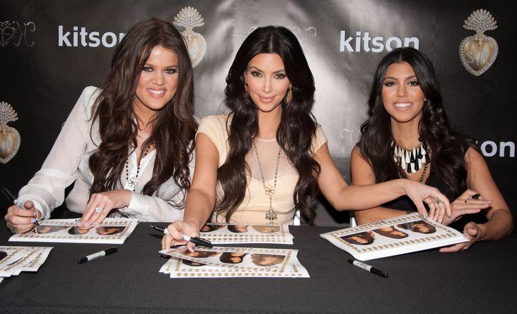 Las hermanas Kardashian continúan su batalla legal por su firma de #cosméticos