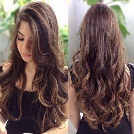 Corte de cabelo longo feminino