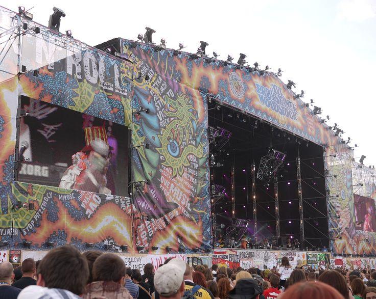 Festival Haltestelle Woodstock 2012: Hardcore Superstar und Anti-Flag