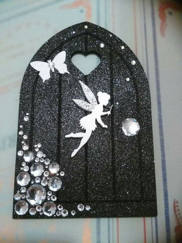 93 best images about tinkerbell on pinterest disney for Tinkerbell fairy door
