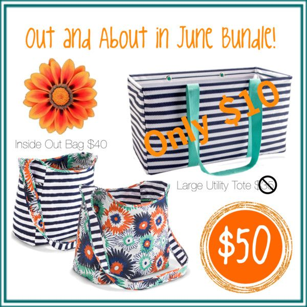 Thirty-One June Out and About Bundle- June Special 2014 www.mythirtyonegifts.com/teacherautumn