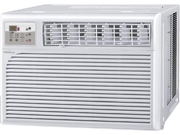 soleus air btu window air conditioner u0026 kit