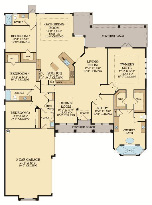 23 Best Floor Plans By Lennarjax Images On Pinterest