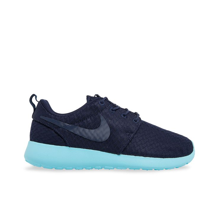 Nike Women's Roshe One - Midnight Navy / Blue | Platypus Shoes