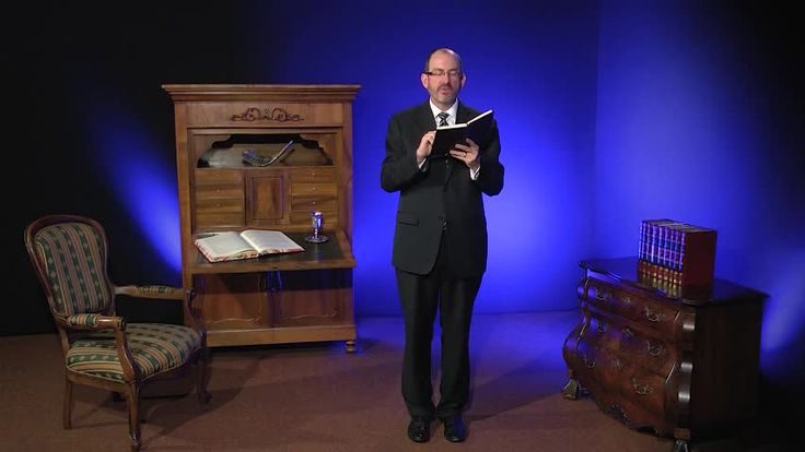 John Chapter 8, Part 1 by Love Israel with Dr. Baruch Korman