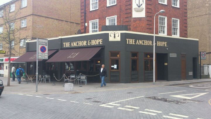 The Anchor & Hope