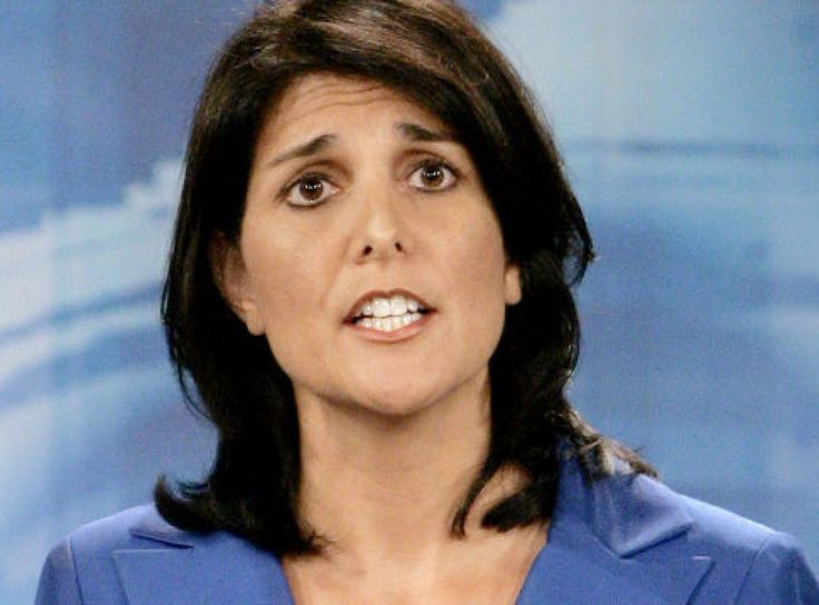 Obama Lap-Dog Nikki Haley Tries To Dump Muslim On Citizens, Gets BAD News