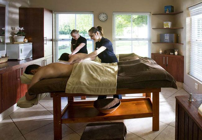 Ginkgo Spa at The Erinvale Hotel