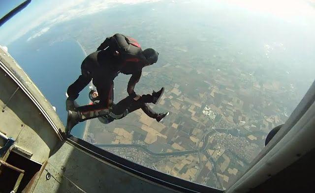 TheMunSession - Gaming Sports Music: Saltos Paracaidismo - Skydiving - Caída Libre HD
