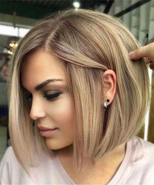 20++ Womens shoulder length bob hairstyles information