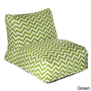 Chevron Indoor Outdoor Beanbag Chair