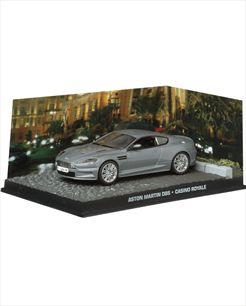 eaglemoss james bond car aston martin dbs v12 | Home Coleção Oficial dos Carros de James Bond James Bond Cars