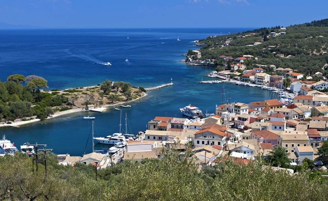 Ionian Islands Ferry Link to Begin May 2018