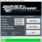 Download free online Game Hack Cheats Tool Facebook Or Mobile Games key or generator for programs all for free download just get on the Mirror links,Fast and Furious 6 Hack We present new version of hack to very popular mobile game - Fast and Furious 6. Fast and furious 6 is a drag racing game availab...