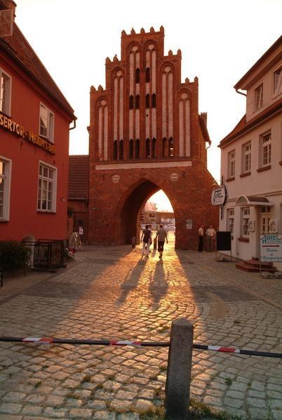 Wismar, Wassertor  Mecklenburg-Vorpommern