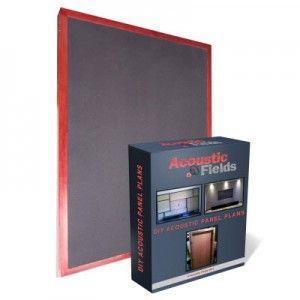 DIY Acoustic Panels Foam Cabinet Build Plans  Buy it here http://www.acousticfields.com/product/fc-foam-cabinet/?affiliates=5