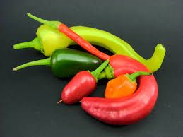 Image result for different types of chili