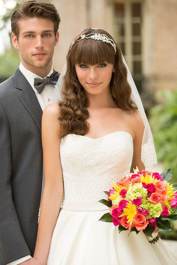 Heath Hutchins / Allure Bridals: Style: 2754