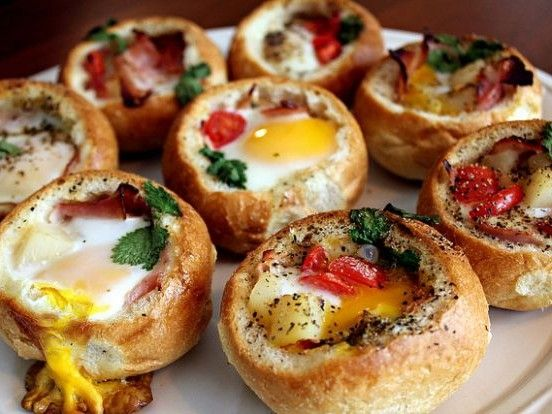 Mic dejun creativ