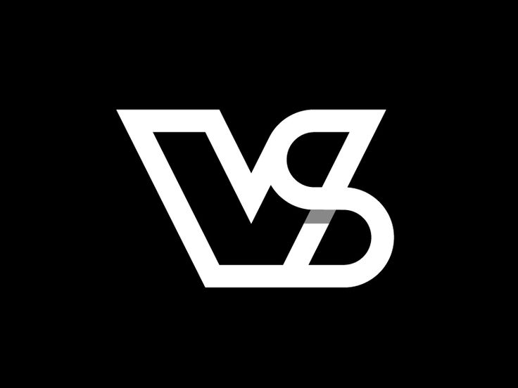 VS logo  by Vadim Carazan