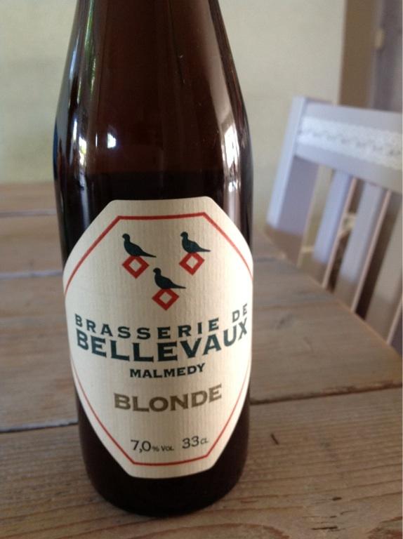 Brasserie de Bellevaux Malmedy Blonde (7%)