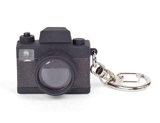 Kikkerland Design Inc » Products » LED Keychain + Camera