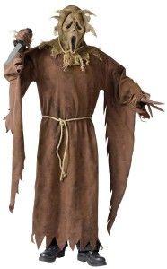 Scream Costume Scarecrow