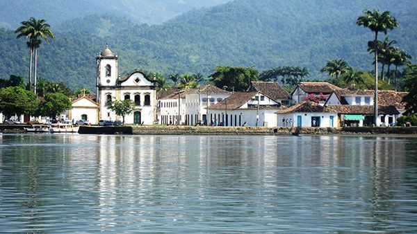 Campos To Paraty By Bus